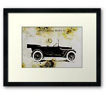 1916 Cadillac Framed Print