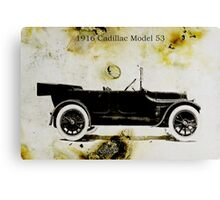 1916 Cadillac Canvas Print