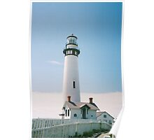Pigeon Point Lighthouse - California Coast Poster