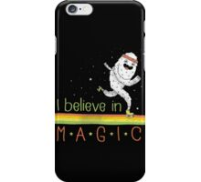 Magic Is Real! iPhone Case/Skin