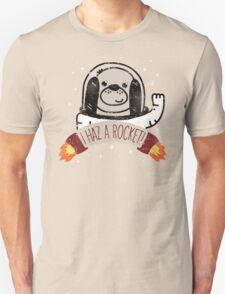 SPACE PUPPY HAZ A ROCKET! T-Shirt