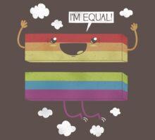 Equality Baby Tee