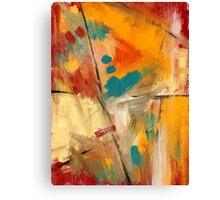 Time Folding Canvas Print