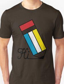 Mondrian: Greeting #2 Unisex T-Shirt
