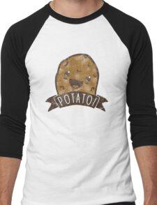 POTATO!!! Men's Baseball ¾ T-Shirt