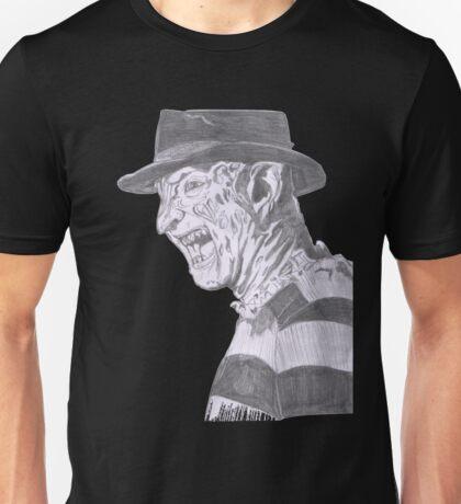 Freddy Krueger Unisex T-Shirt