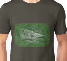 Waterfall in the Woods Unisex T-Shirt