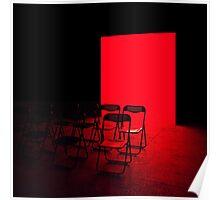 Red room. V Poster