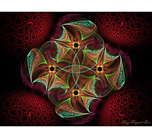 Fractal DNA Photographic Print