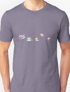 Ice Climbers Simply Melee T-Shirt