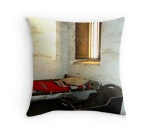 """ORB; La Purisima Spanish Mission; California"" Throw Pillow"