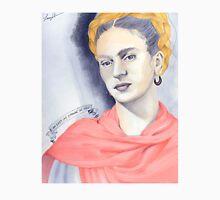 Frida Kahlo is Just as Strange as You Unisex T-Shirt