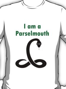 I am a Parselmouth T-Shirt