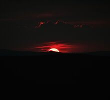 West Virginia Sunset by TheHonger