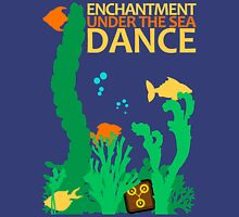 Enchantment Under The Sea Dance Design Unisex T-Shirt