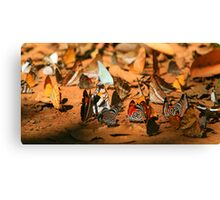 Butterfly Menagerie  Canvas Print