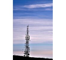 Telecommunication Revisited Photographic Print