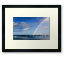 5.21.2011 Rapture Day In Hawai'i Nei™ .2 Framed Print