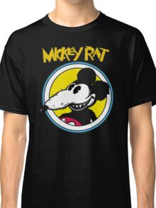 Mickey Rat Funny Parody Retro Classic T-Shirt