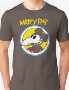 Mickey Rat Funny Parody Retro T-Shirt