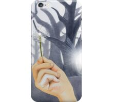 Self-portrait with Dandelion iPhone Case/Skin