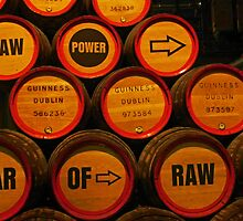 Guinness Barrels by curiouscat