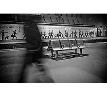 Passing Photographic Print