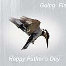 Going Fishing - Happy Father's Day by Jennifer Sumpton