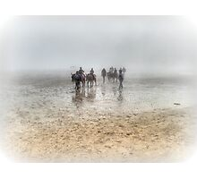 Donkey Ride. Photographic Print
