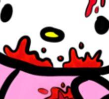 Hello Zombie Sticker