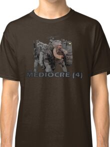 The Mediocre Four Classic T-Shirt