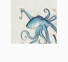 Blue Octopus Unisex T-Shirt