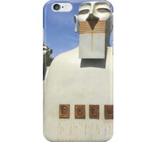 San Diego statues  iPhone Case/Skin