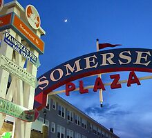 Somerset Plaza - Ocean City, MD USA by searchlight
