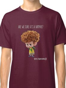 dennis mavis and jhonys son from hotel transylvania Classic T-Shirt