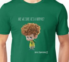 dennis mavis and jhonys son from hotel transylvania Unisex T-Shirt