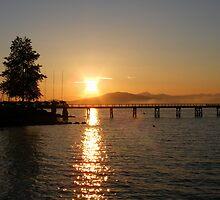 English Bay, Vancouver. CANADA by AnnDixon