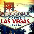 Welcome To Fabulous Las Vegas by J. Sprink