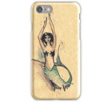 Inkmaid Star iPhone Case/Skin