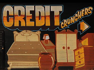 Credit Crunchers! by James1980