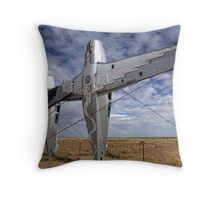 Look to the Sky. Throw Pillow