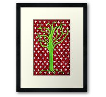 I Fell Without A Word Being Spoken Framed Print