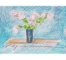 Fleurs Pour Louise Photographic Print