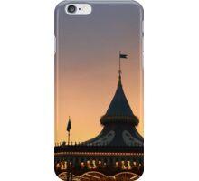 Carousel in Disney Land Tokyo iPhone Case/Skin
