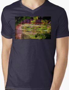 Thick Mens V-Neck T-Shirt