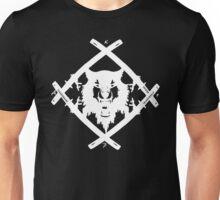 XWULF BLADES WHITE HOLLOWSQUAD Unisex T-Shirt