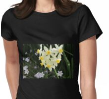 Jonquils in Spring Womens Fitted T-Shirt