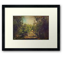 Lifetime of Memories Framed Print