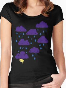 Melbourne Weather Women's Fitted Scoop T-Shirt