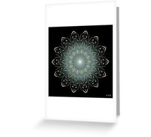 Mandala No. 64 Greeting Card